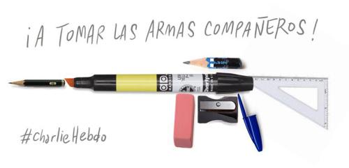 Charlie Hebdo Francisco Olea