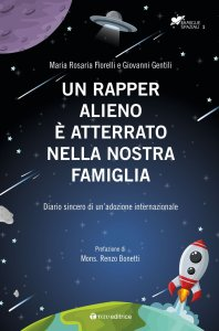 02) Gentili Fiorelli - Un rapper alieno - cover