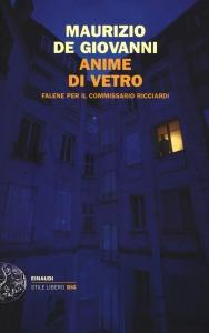 04) De Giovanni - Anime di vetro - cover