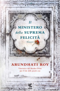 11) Il ministero della suprema felicità - cover