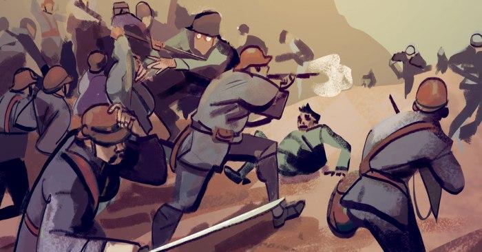 Guerra Riccardo Colosimo