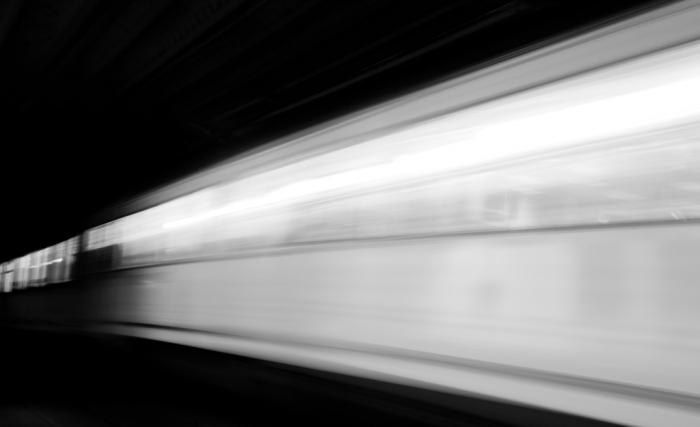 Treno nel buio