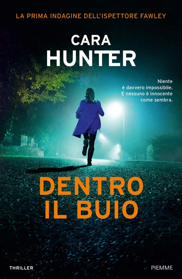Hunter_Dentro_il_buio_Cover